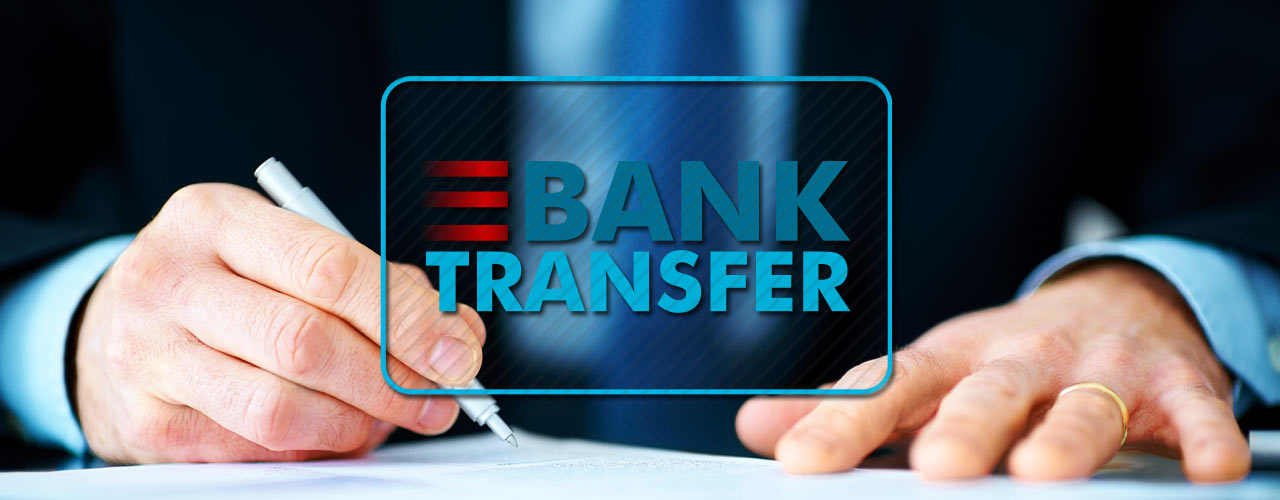 Bank Wire Transfer | OFF TRACK BETTING