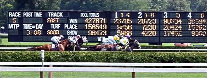 Handicapping Horse Racing