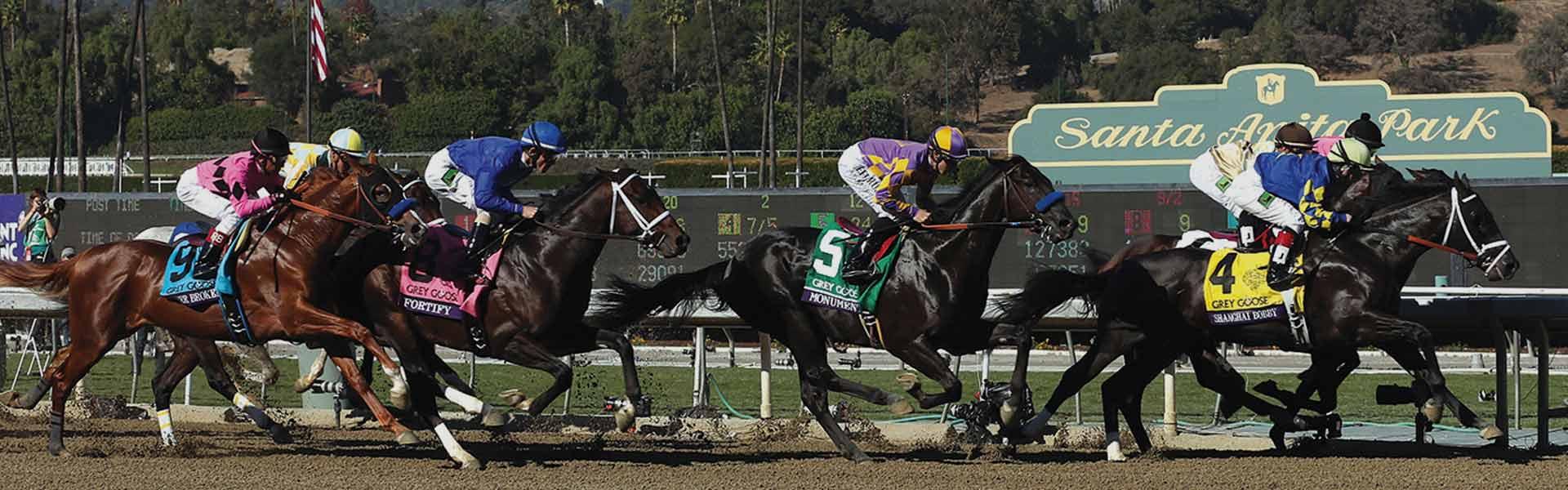 Santa Anita Free Picks